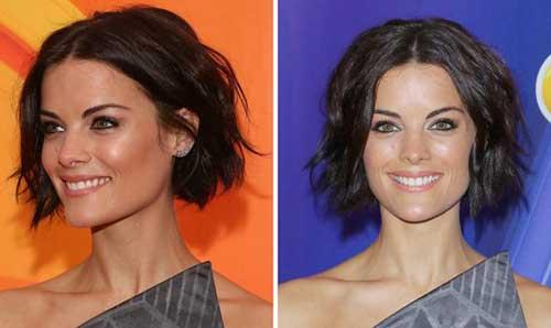 Brown Short Haircuts-7