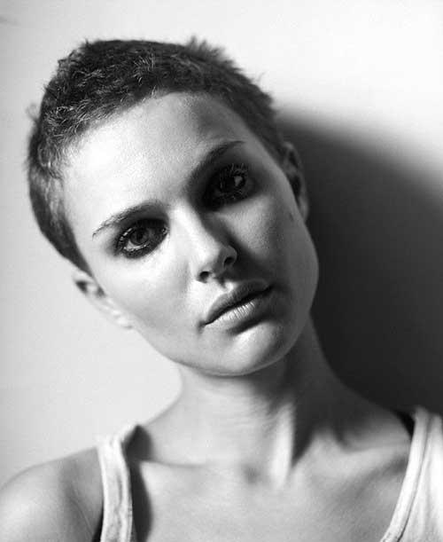 Natalie Portman Pixie Cut-7