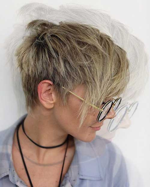Short Haircuts With Bangs For A New Style Short Hairstyles