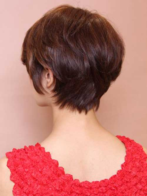 Short Hair Women-8