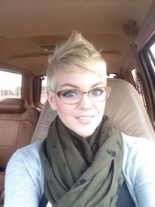 Blonde Short Hairstyles-8