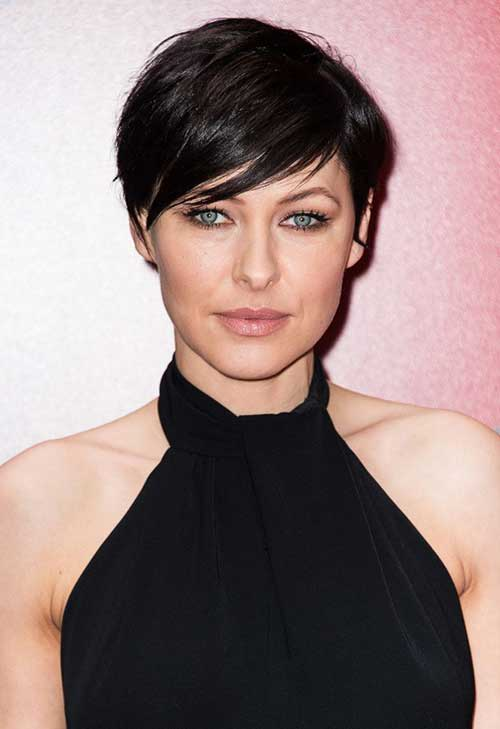 Short hair celebrity pictures - Hairstyles 2019 Ideas