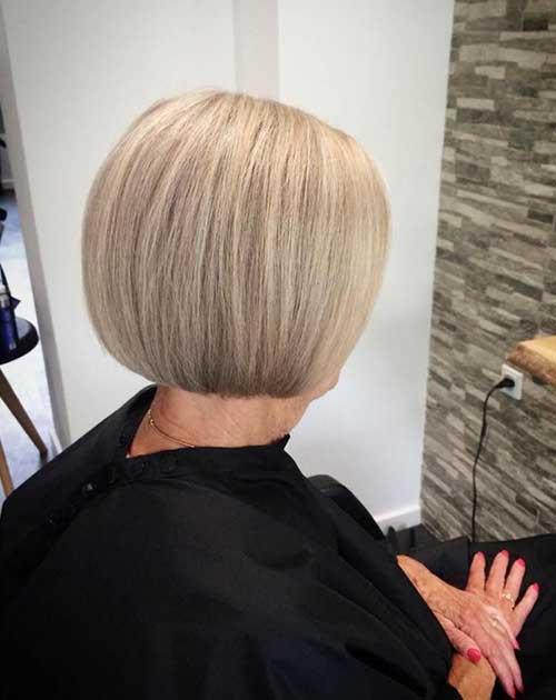 Fine Short Haircuts-8