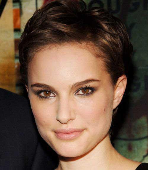 Natalie Portman Pixie Cut-8