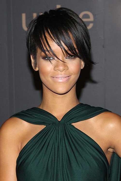 15 Best Rihanna Pixie Haircuts Short Hairstyles