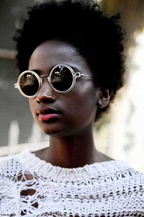 Short Haircuts for Black Women 2015-8