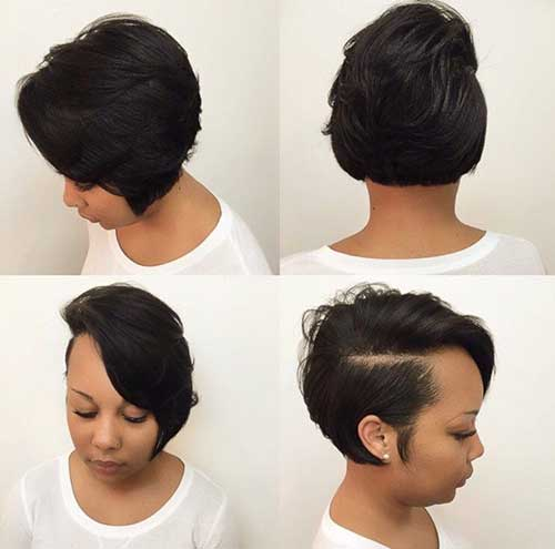 Black Women Short Hairstyles 2015-9