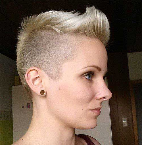 Blonde Short Hairstyles-9