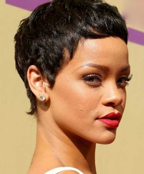 Rihanna Pixie Haircuts-9