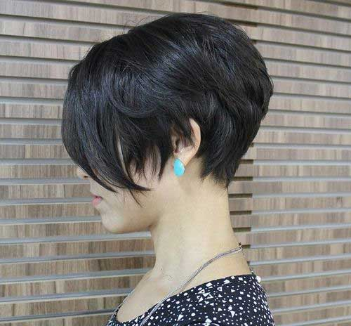 Short Brunette Haircuts 2015-9