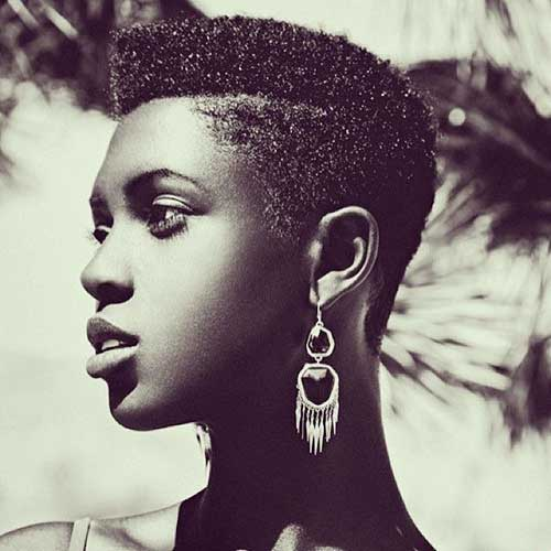 Short Haircuts for Black Women 2015-9