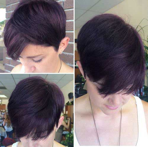 20 Good Brown Short Haircuts Short Hairstyles Amp Haircuts