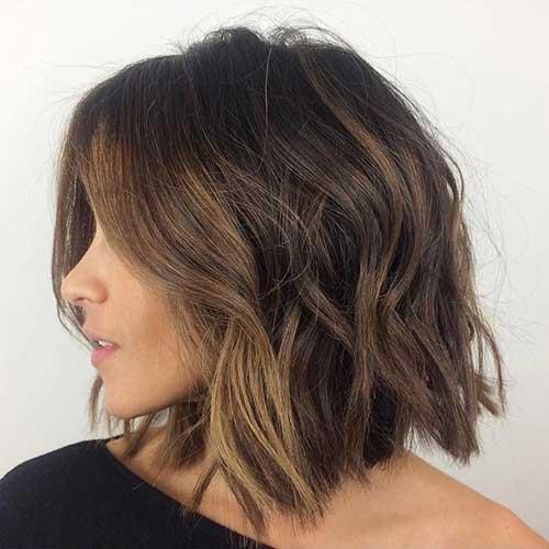 Fantastic 30 Short Brunette Haircuts 2015 2016 Short Hairstyles Hairstyles For Women Draintrainus