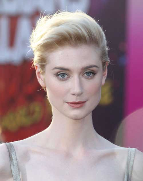 Celebrities Short Hairstyles