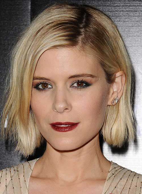 Celebrities with Short Hair 2017