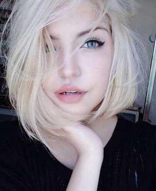 Cute Short Hairstyle 2014