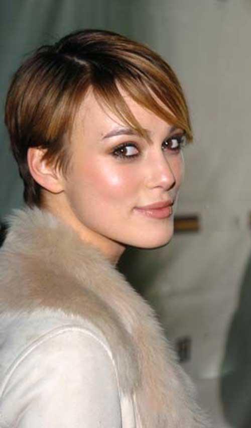Keira Knightley Hair Color