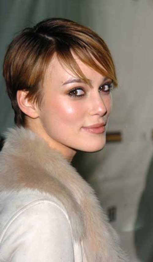 15 New Keira Knightley Pixie Cuts | Short Hairstyles