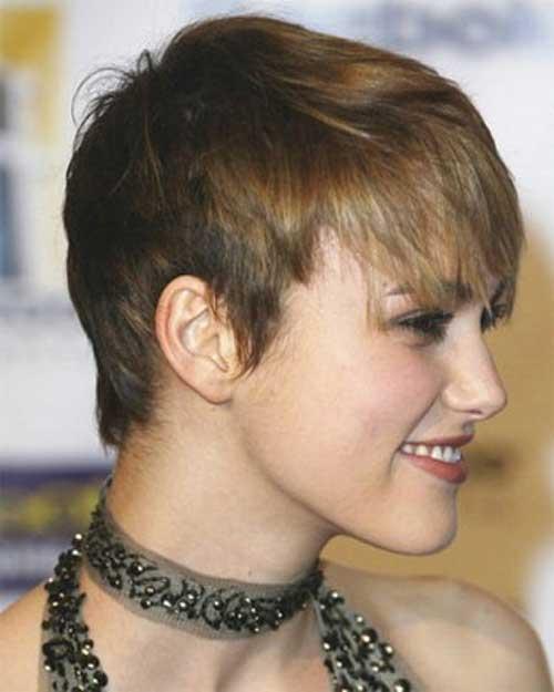 Keira Knightley Pixie Hair