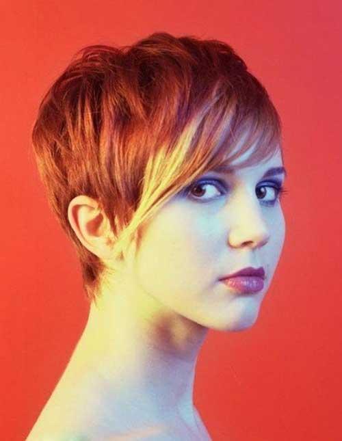 Pixie Cut Fine Hair