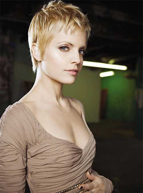 Stylish Pixie Cuts for Fine Hair