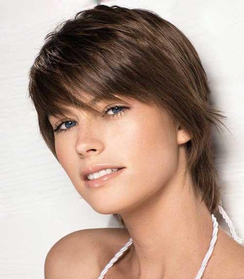 Pixie Haircut for Fine Hair