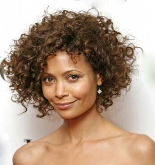 30+ Short Curly Hairstyles for Black Women