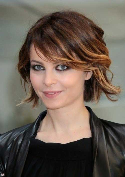 Short Cute Hairstyle 2014