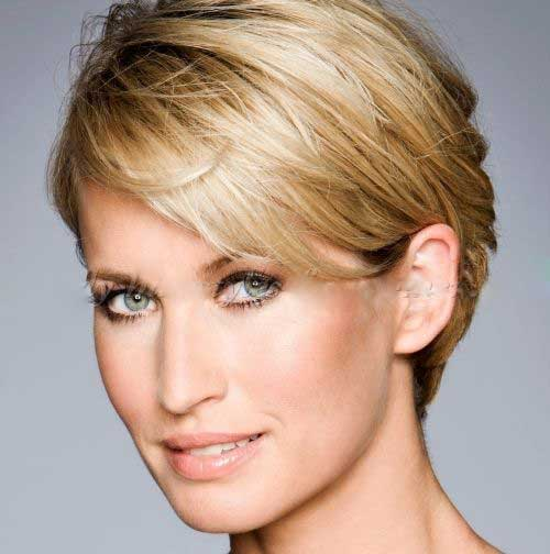 Unique Short Hairstyles For Women 2016  6  Fashion And Women