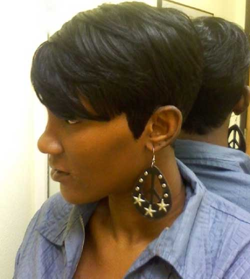 Short Hairstyles Black Women 2015