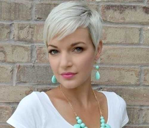 Stylish Short Cut Styles for Fine Hair | Short Hairstyles ...
