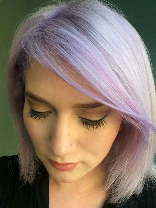 Short Hairstyle for Women with Fine Hair