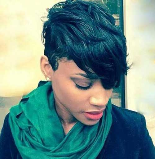pixie cut styles for black hair pixie haircuts for black hair haircuts models ideas 2197
