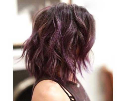 Wavy Short Hairstyle