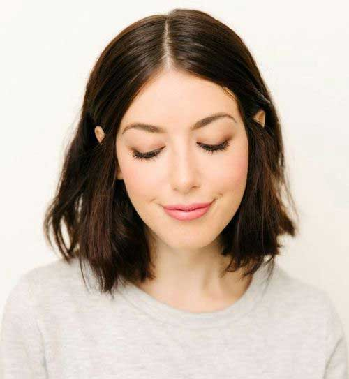 Hairstyles for Short Layered Hair-10