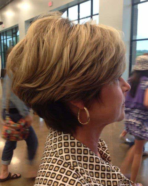 Short Haircut For Older Ladies-10