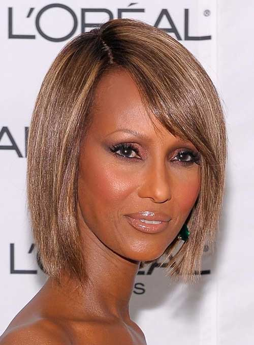 11.Short Hairstyle for Black Women