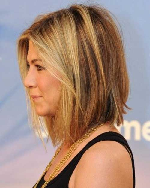 20 jennifer aniston long bob short hairstyles haircuts 2017. Black Bedroom Furniture Sets. Home Design Ideas