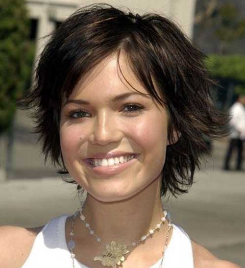 Pleasing 15 Top Short Haircuts For Round Faces Short Hairstyles Short Hairstyles For Black Women Fulllsitofus