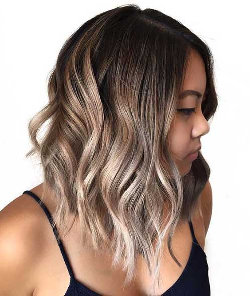 Really Swanky Long Bob Hairstyles You Need To See Short