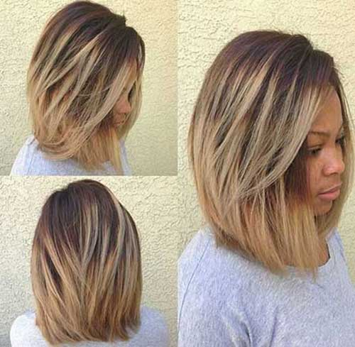 12.Short Hairstyle for Black Women