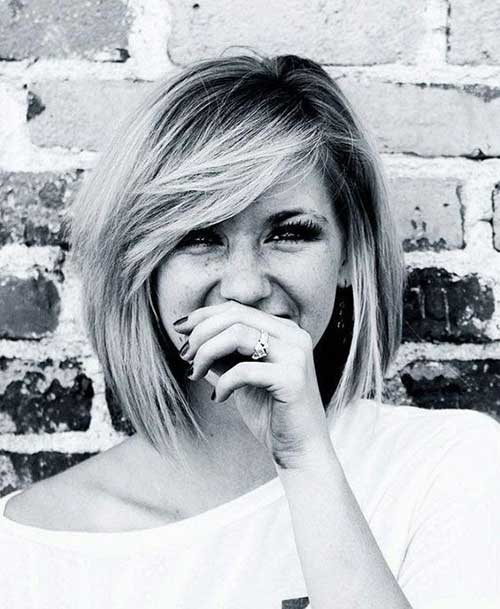 13.Cute Way To Style Short Hair