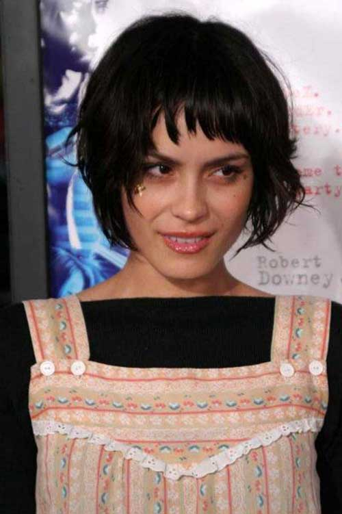 13.Picture of Womens Short Haircut