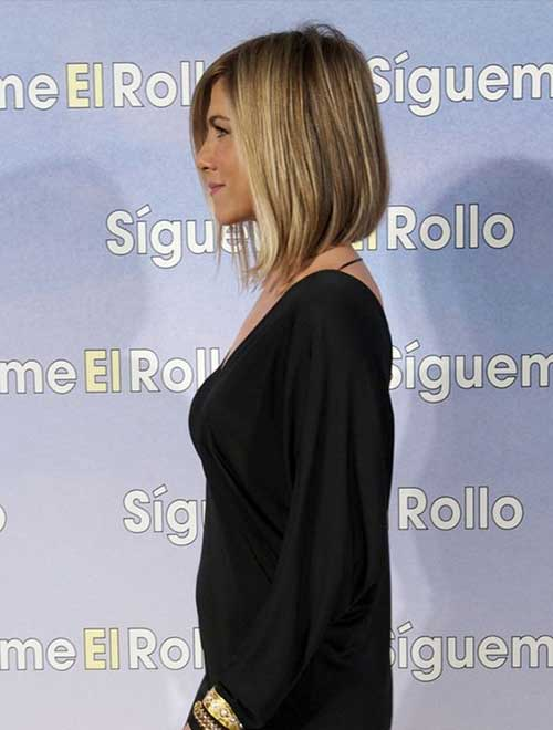 Jennifer Aniston Long Bob-15