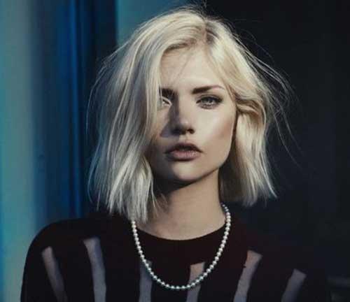 Short Blond Hair-15