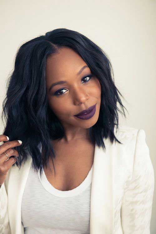 Short Hairstyles for Black Women-15