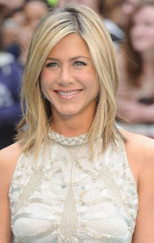 Jennifer Aniston Long Bob-16