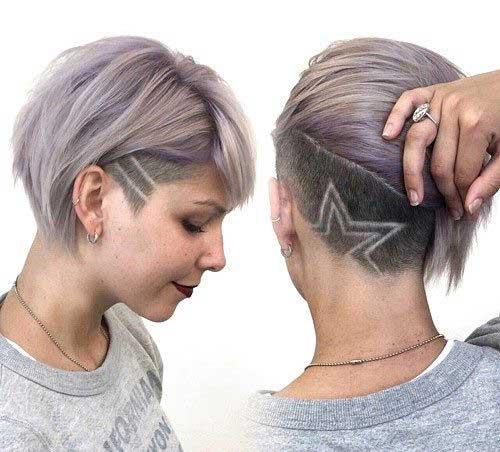17. Latest Short Haircut