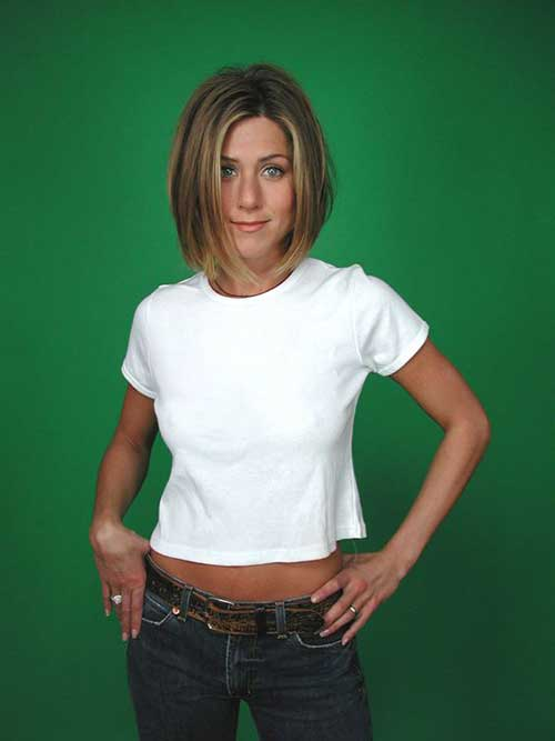 Jennifer Aniston Long Bob-18