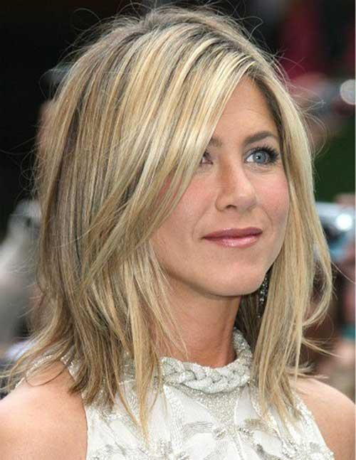 Jennifer Aniston Long Bob-19